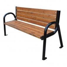 Lavička Modern roura 180 cm