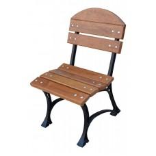 Stolička Kráľovská liatinová De Luxe