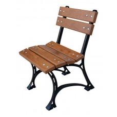 Záhradná stolička Kráľovská liatinová